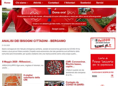 Croce Rossa Bergamo - www.cribergamo.it