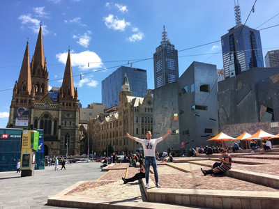 MELBOURNE AUS