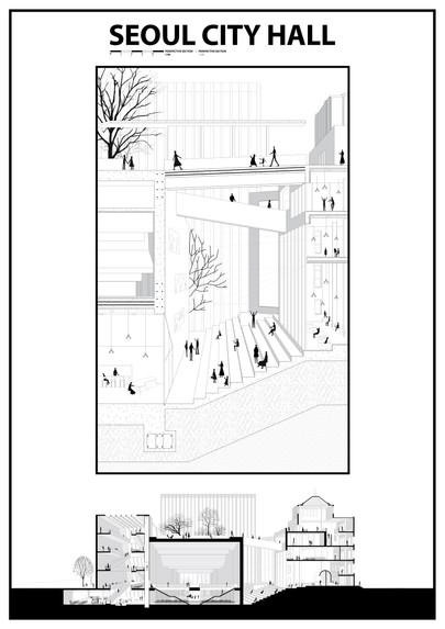 EMOTIONAL CORE / SEOUL NEW CITY HALL