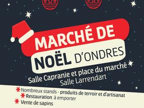 Marché de Noël à Ondres (40)