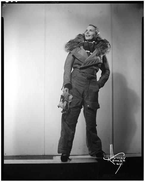Baroness Eva Von Blixen Finecke