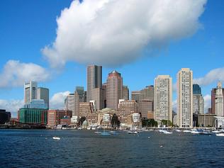 大波士顿都会区(Greater Boston)