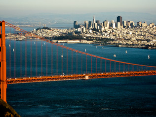旧金山湾 San Francisco Bay Area