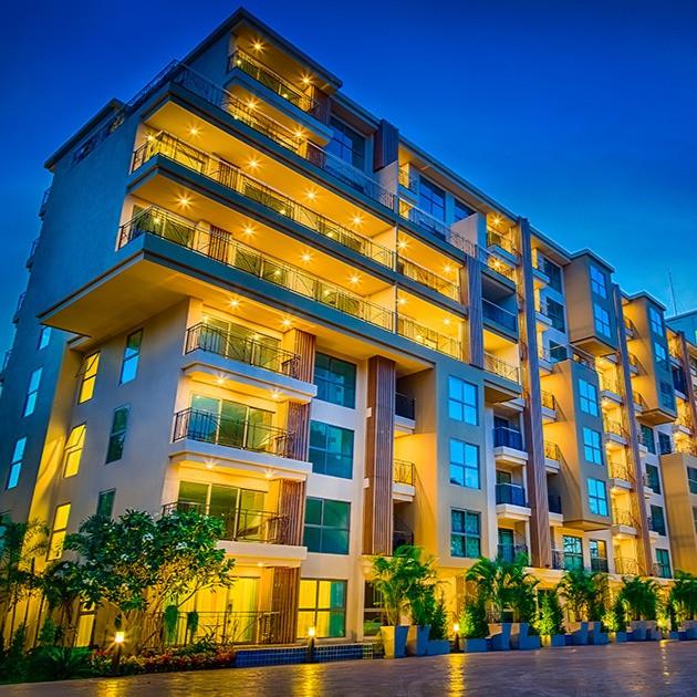 City Garden Tropicana Condominium