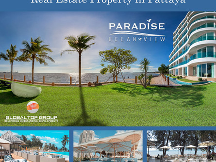 A Beautiful Place to Invest Your Money in Pattaya.
