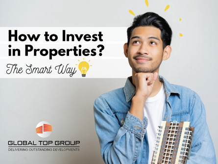The Smart Ways to Invest in Properties