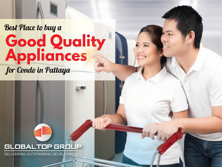 Best Place to Buy Good Quality Appliances in Pattaya