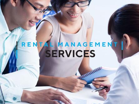 Rental Management Services