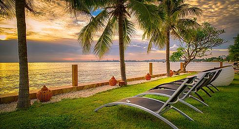 Sea view apartments Pattaya