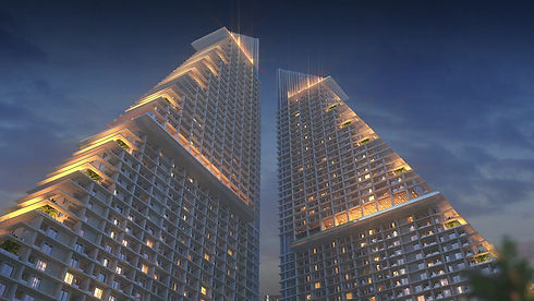 The Best High Rise Project in Pattaya