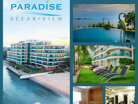 The Most Unique and Amazing Ocean View Property in Pattaya