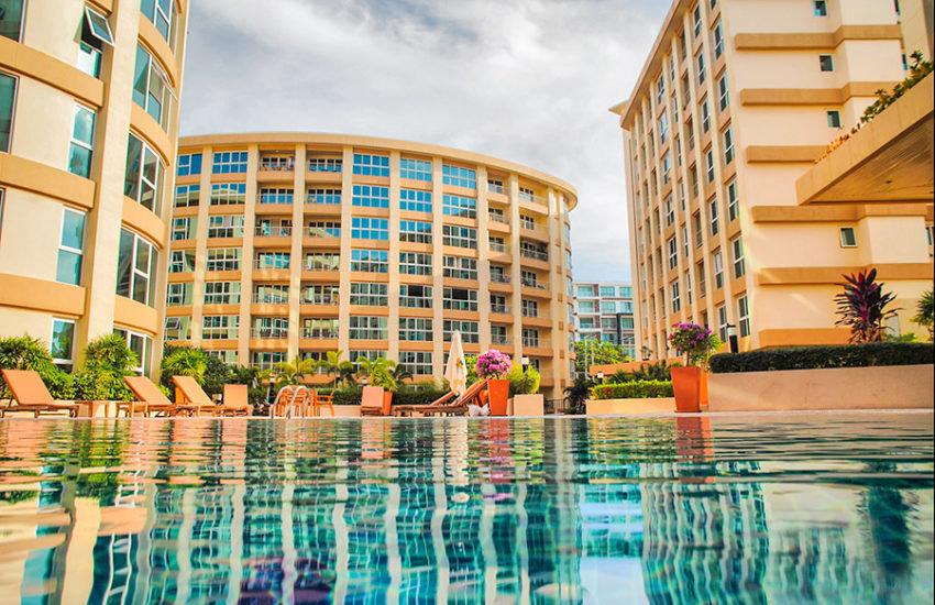 City Garden Pattaya Condo in Central Location