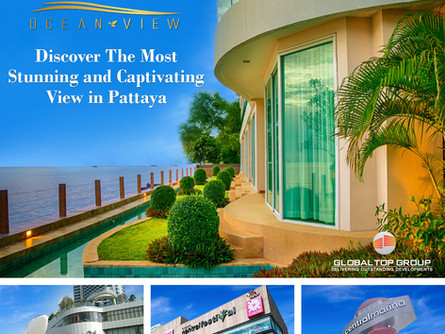 An Investment Opportunity Beachfront Condo with Private Beach in Pattaya