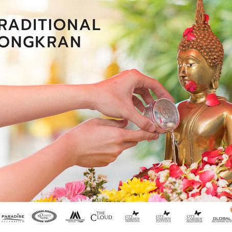 Songkran in 2020