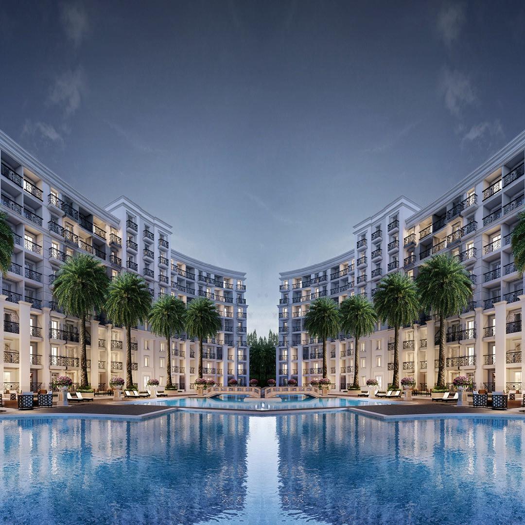 City Garden Olympus Condominium