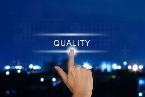 Quality development Top quality for you