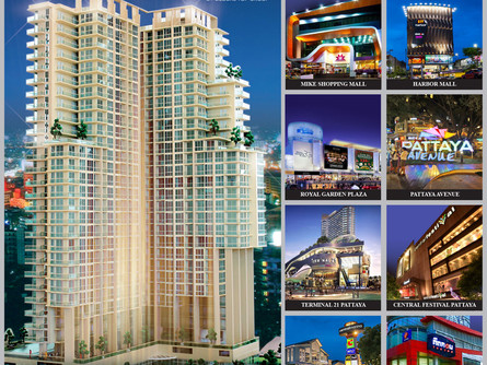 A LUCRATIVE REAL ESTATE INVESTMENT IN THE HEART OF PATTAYA