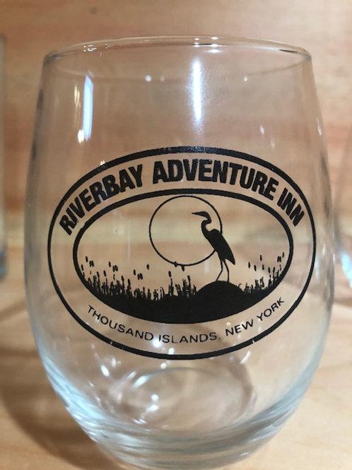 15 oz. Stemless Wine Glass