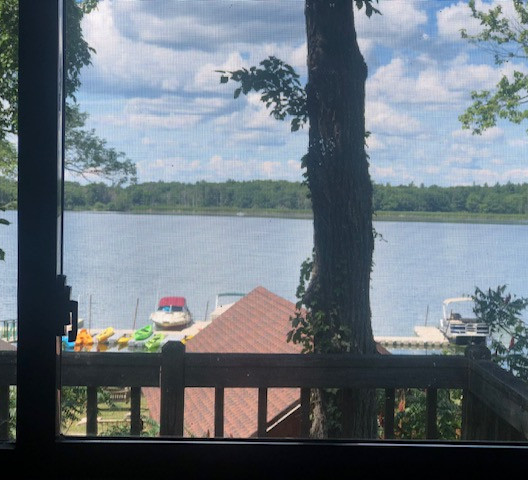 Cottage # 1 view.JPG