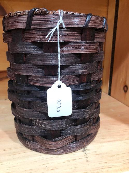 Amish Round Basket