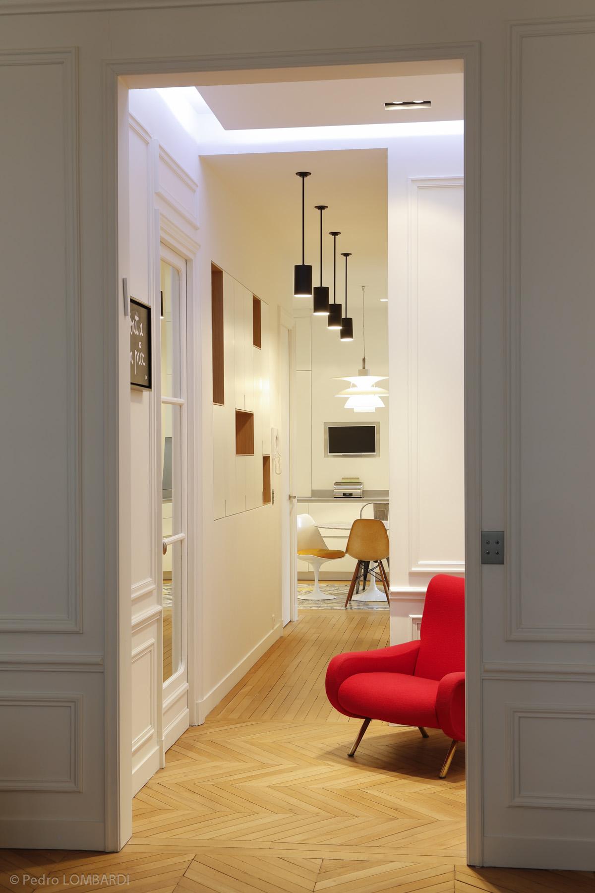 Appartement Paris XVI - Passy (1)