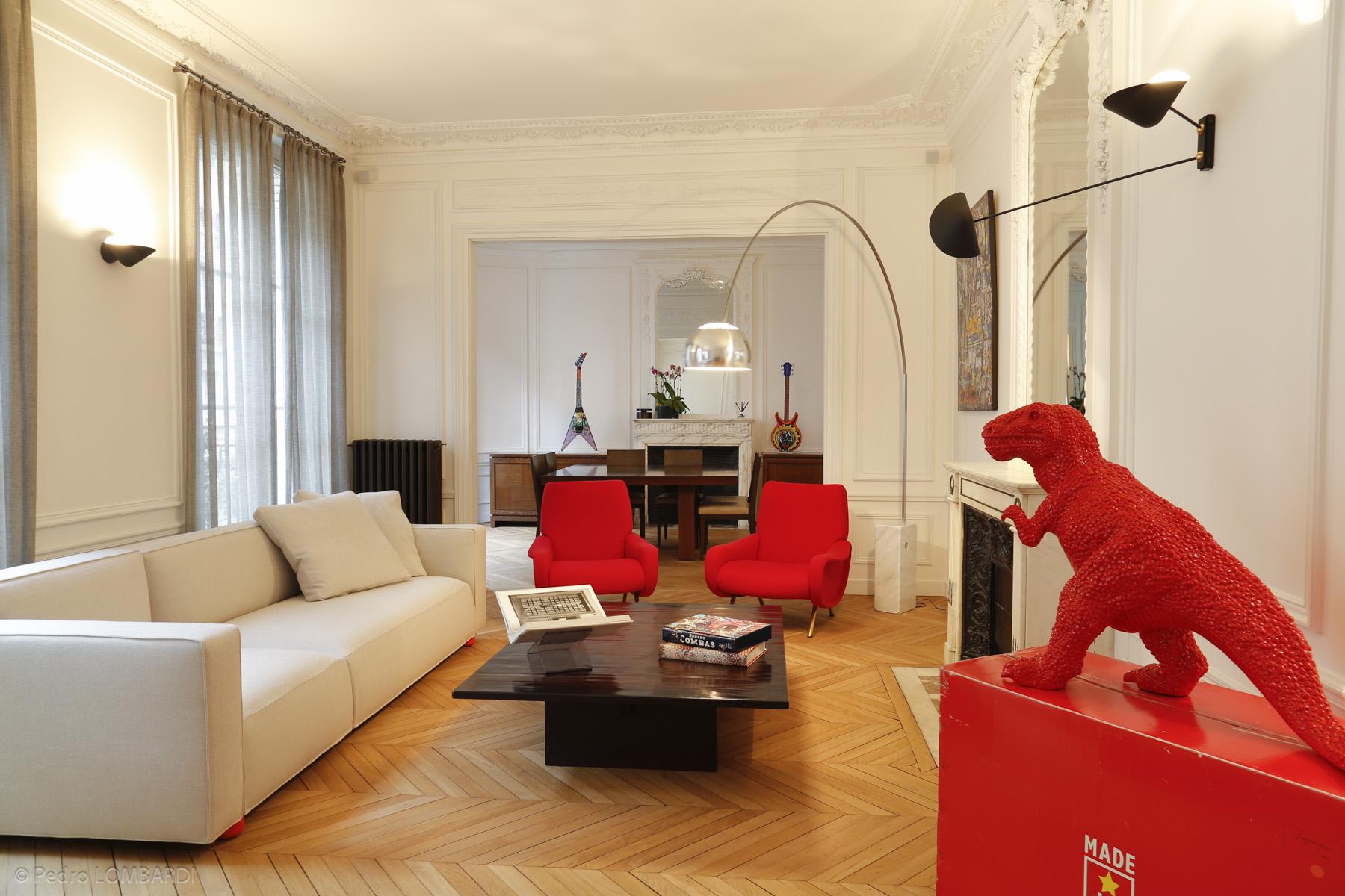Appartement Paris XVI - Passy (3)