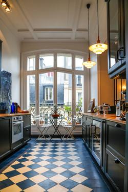 Appartement - Paris XVII - Courcelles (1)