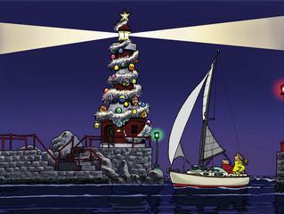 Natale sul mare
