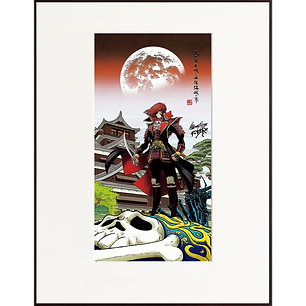 侍ハーロックと熊本城