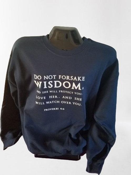 Wisdom Prov. 4:6