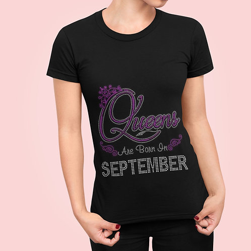 Quens are born in September