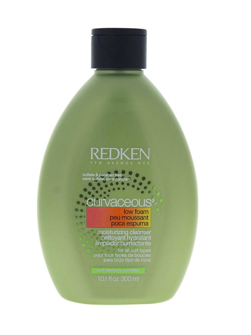 Curvaceous Low Foam Moisturizing Cleanser Redken