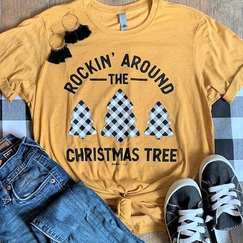 Rockin Around the Christmas Tree T-Shirt