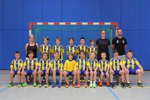 JSG mE1 gegen TSG Friesenheim
