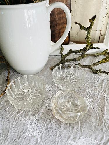 Glassschälchen-Set