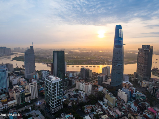 Expat life in Ho Chi Minh city