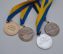 24 Medailles voor IKZ op het PK