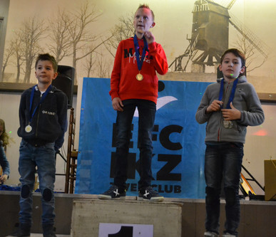 50m vrije slag   Jongens 11-12