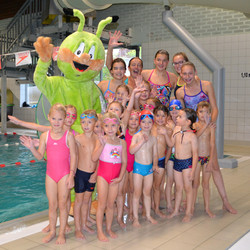 2017 09 30 Krekel in de zwemschool