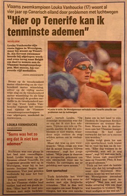 Louka in de krant OK.jpg
