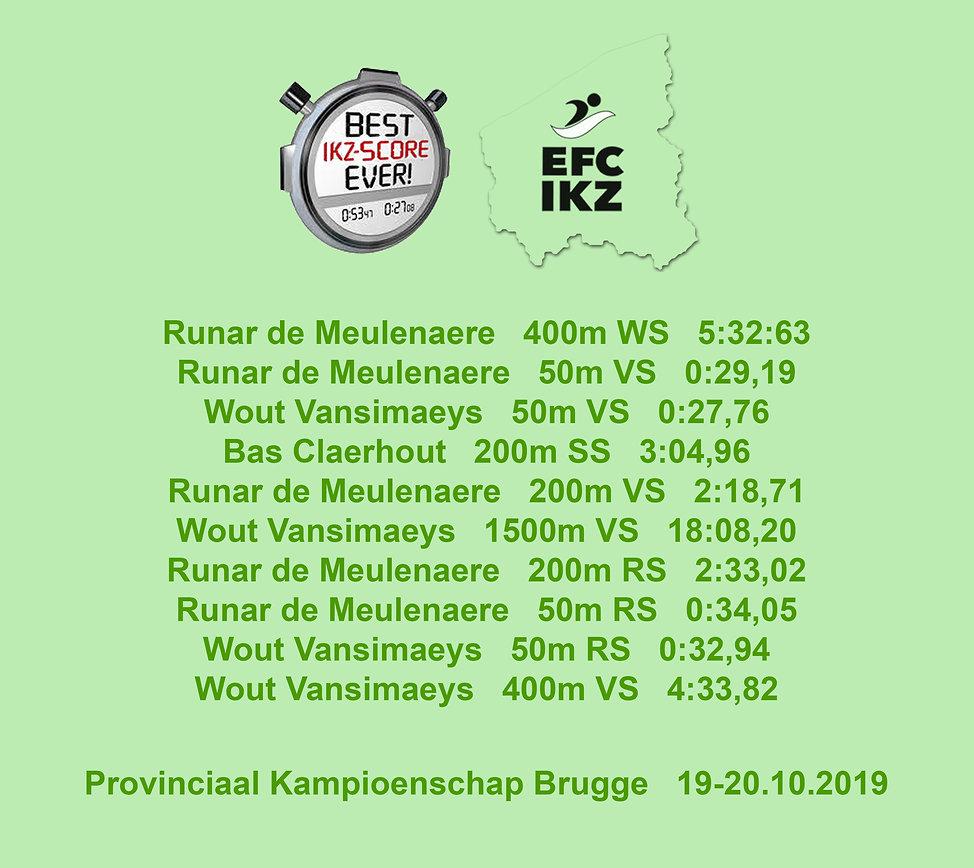 2019 10 19-20 Goed Gedaan PK Brugge club