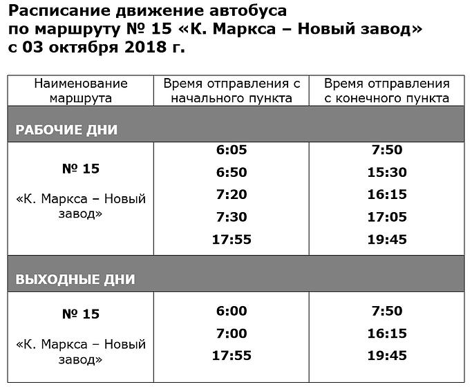 Новое расписание маршрута №15.PNG