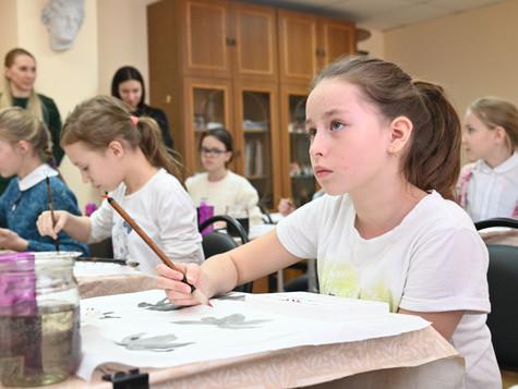 Продолжается образовательная программа «Строганов-центра»