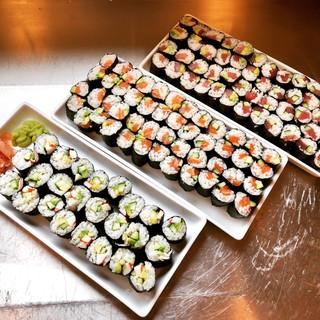 Sushi - Maki Rolls