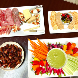 Hors d'oeuvre Spread