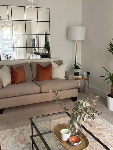 miller-and-chalk-bespoke-custom-made-feather-cushions-orange-velvet-1.jpg