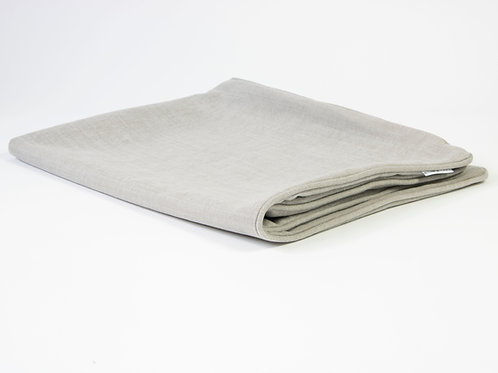 Farndon Linen Dog Bed Cover - Pebble