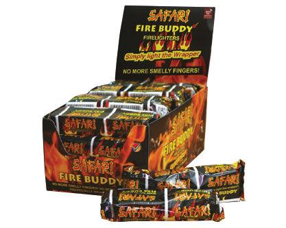 Safari Firelighter Firebuddy
