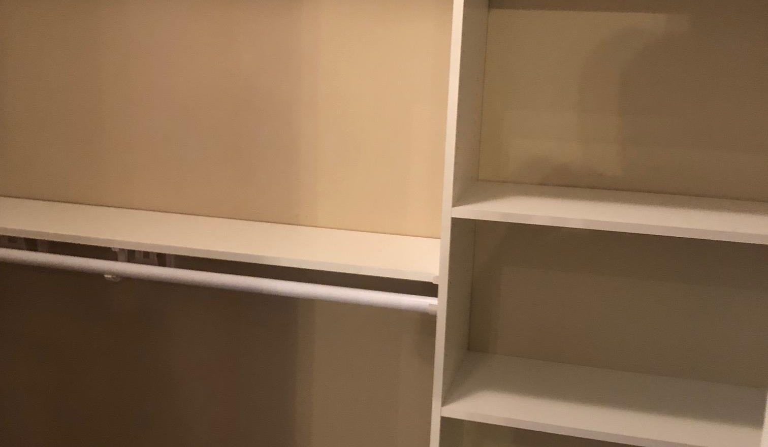 Master 2nd Closet