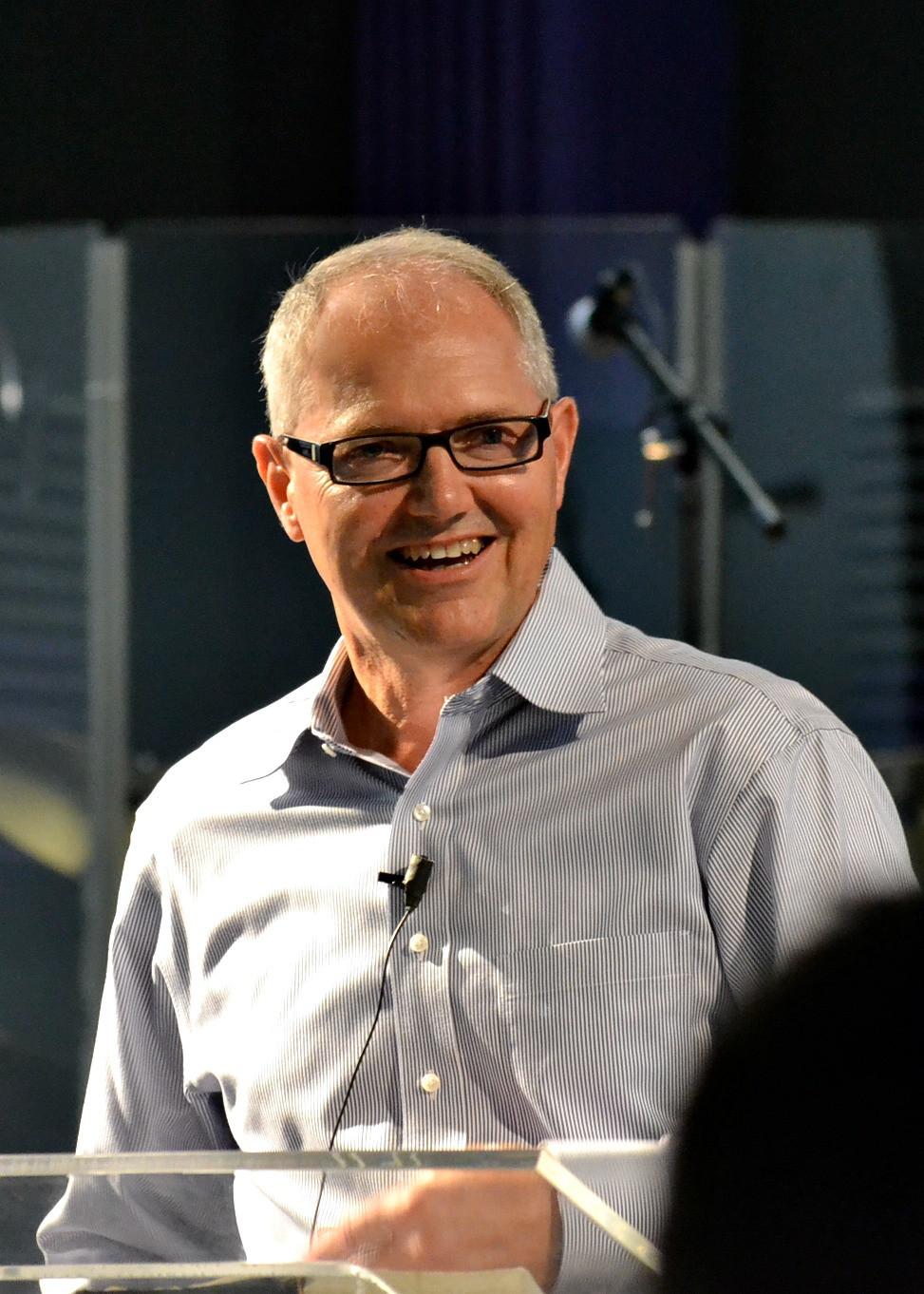 Dr. Steven Bontrager, Chair of Christian Ministries